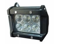 Фара светодиодная CH019B 18W 6 диодов по 3W ближний свет