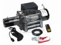 Лебедка электрическая 12V Electric Winch 17000lbs / 7727 кг 1520